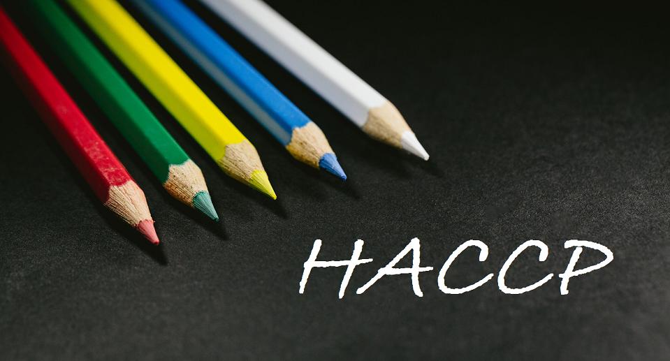 HACCPと色鉛筆